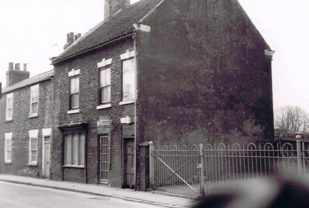 1985 Kettlewoods bakery Sherburn St