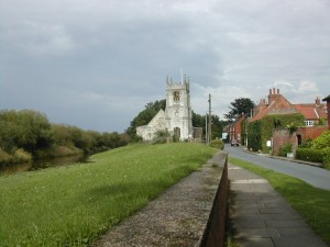 C Cawood church