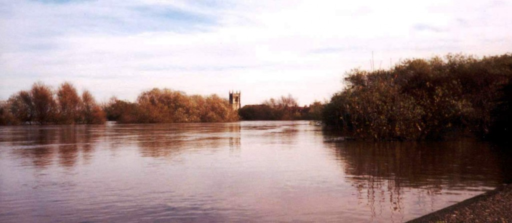 Cawood Flood