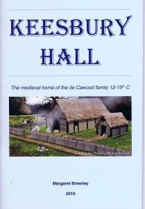keesbury Hall leaflet