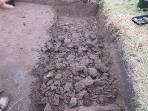 moat mud