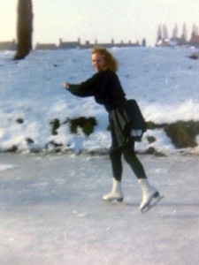 p Ross skating