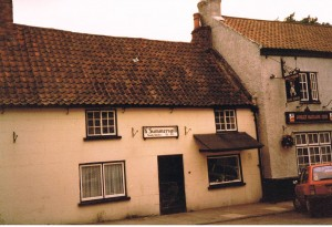 1989 Summergill's Butchers shop